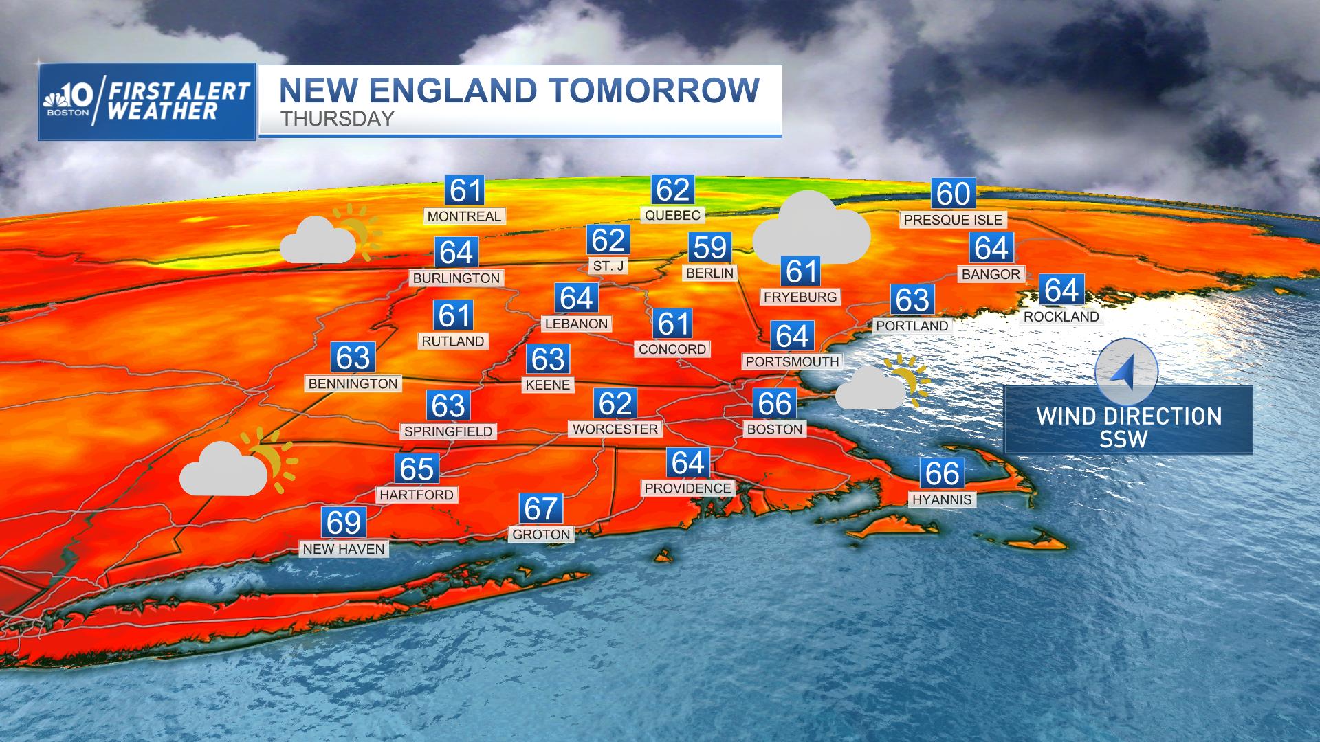 Forecast Tomorrow