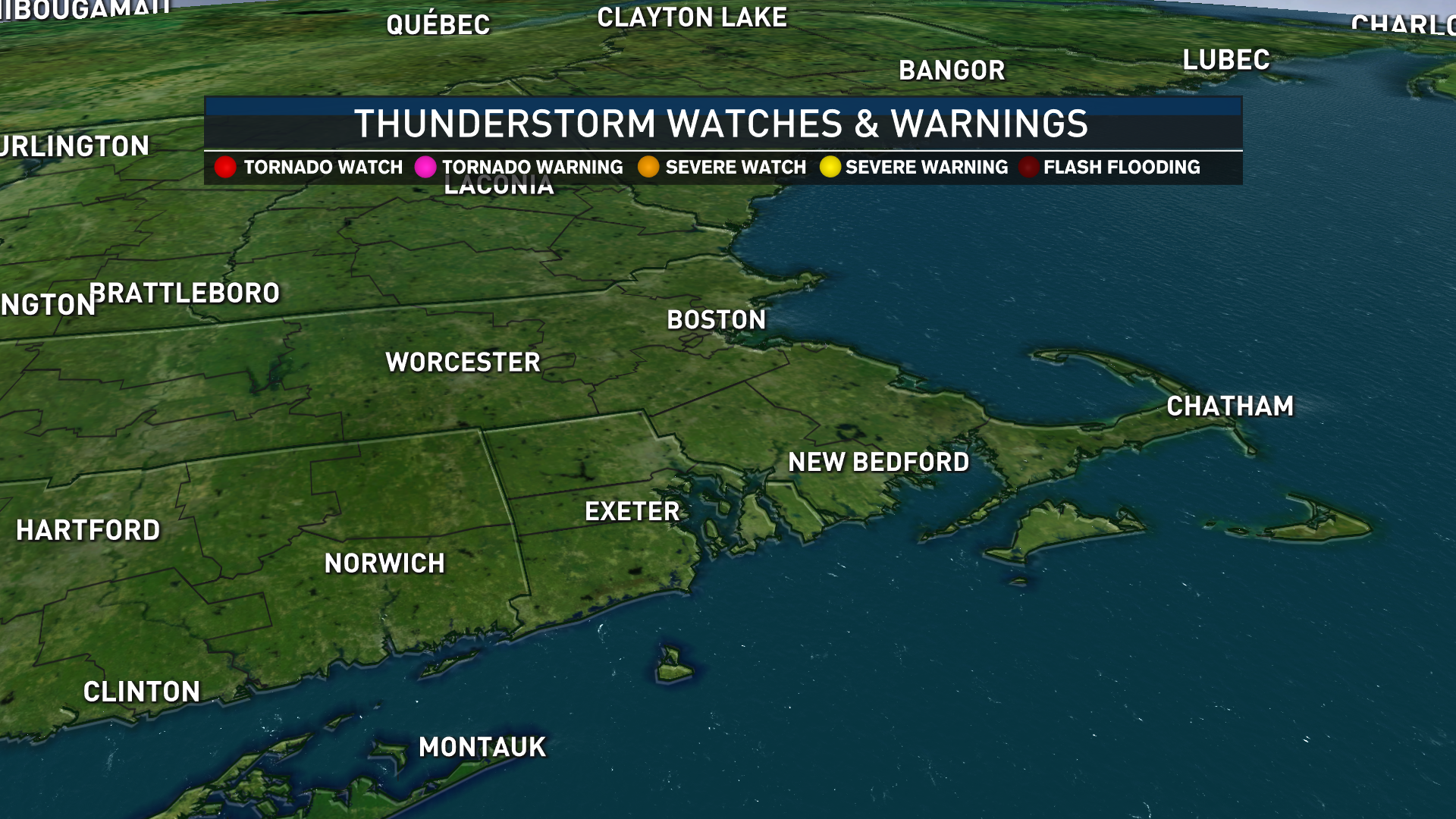 Severe Thunderstorm Potential
